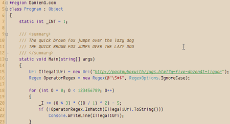 Envy Code R Font