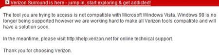 Verizon Online