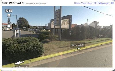 Google Street View Richmond